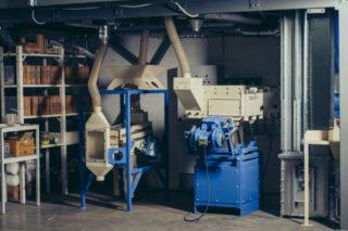 Laborprüfstelle von JK Machinery